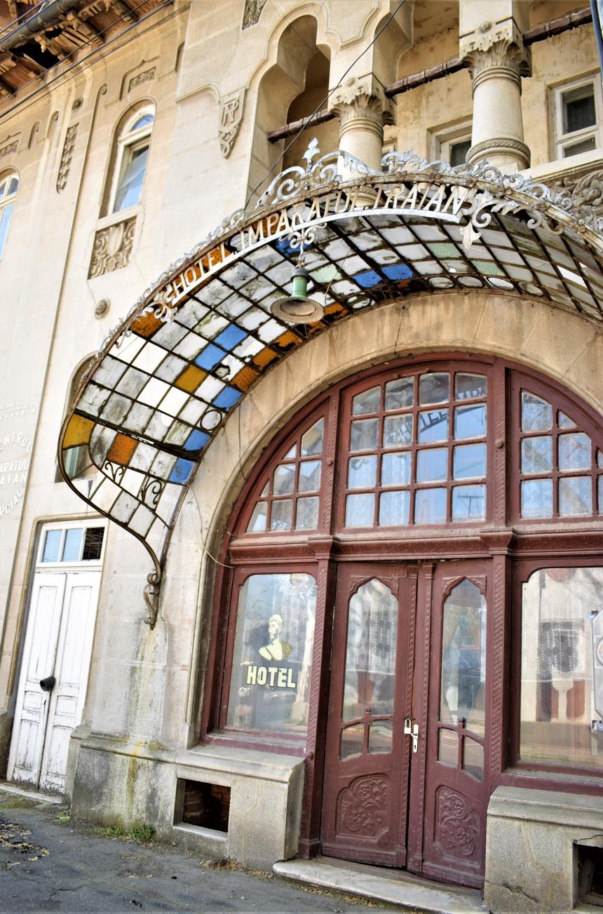 Hotel Imparatul Traian, Corabia