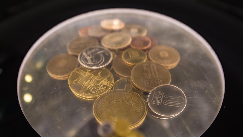 Museum of Senses-coins