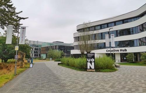 University of Northampton - Creative Hub