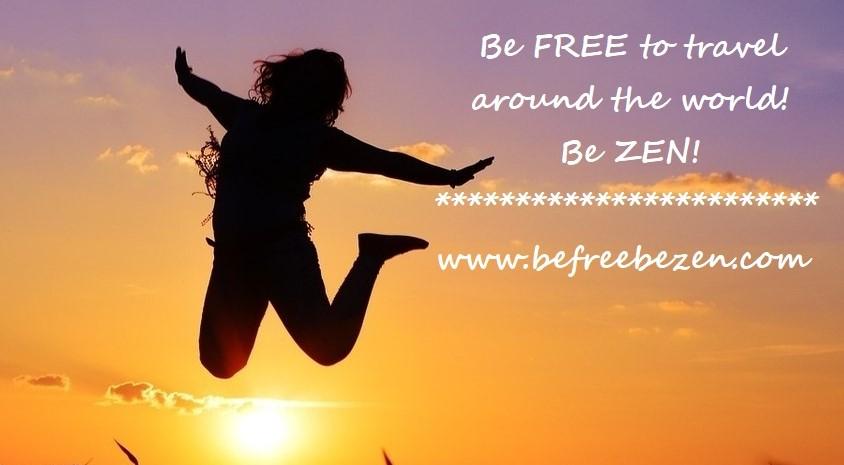 Be FREE. Be ZEN
