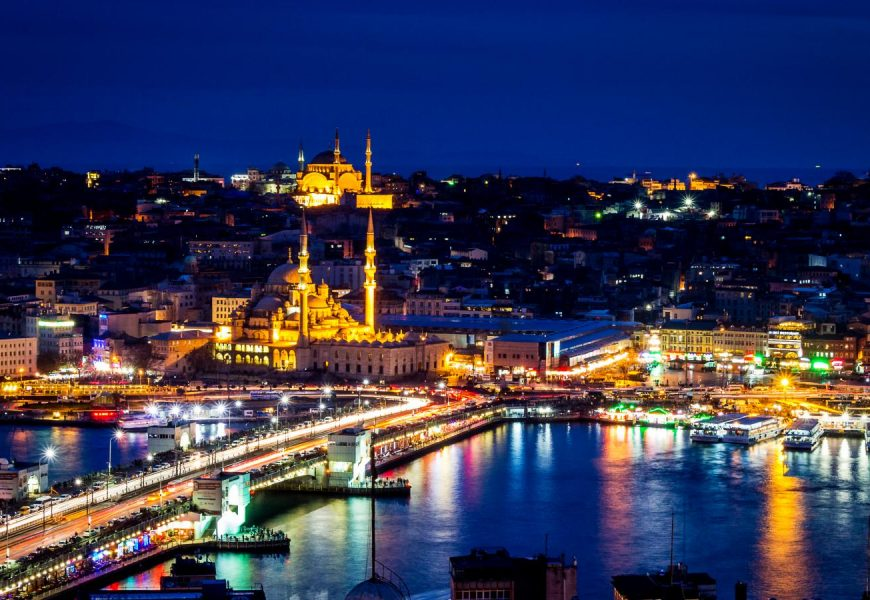 Magic City – Istanbul Shopping by Night