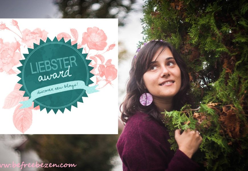 The Liebster Award – Grateful to be nominated !