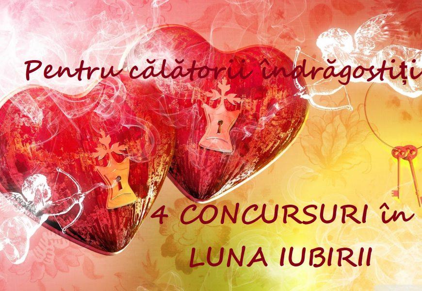 Ești îndrăgostit de călătorii? În luna iubirii poți fii premiat la 4 CONCURSURI ! (2)