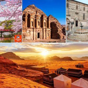 Amintiri din viitor – 3 Destinații de Vis cu Christian Tour