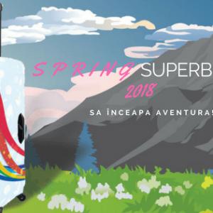 Am zis DA competiției Spring SuperBlog 2018