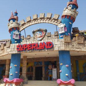 Superland – cel mai mare loc de joacă pentru copii din România