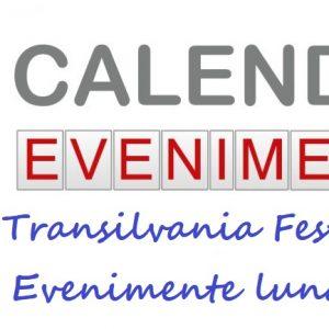 Transilvania Fest 2018 – Evenimente în Transilvania, luna IULIE