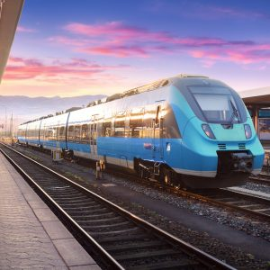 Călătorie în viitor : trenul cu hidrogen